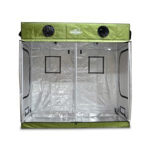 The Silverback Super XL Green Grow Tent Edge